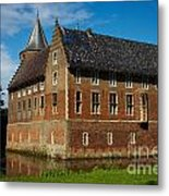 Castle In A Dutch Country Metal Print