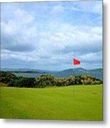 Castle Stuart Golf Links Metal Print