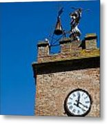Castle Tower Metal Print