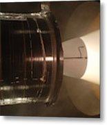 Castor 30 Rocket Motor Metal Print