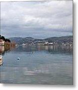 Kastoria Lake In Greece Metal Print