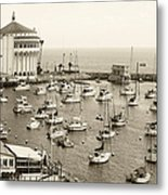 Catalina Island. Avalon Metal Print