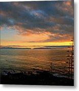 Catalina Island Sunset Metal Print