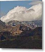 Catalina Mountains Tucson Arizona Metal Print