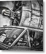Catalina Pby-5a Miss Pick Up Cockpit Metal Print