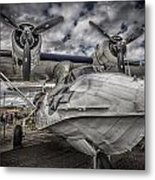 Catalina Pby-5a Miss Pick Up Hdr Metal Print