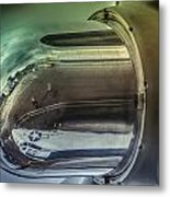 Catalina Pby-5a Miss Pick Up Nacelle Reflection Metal Print