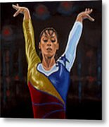 Catalina Ponor Metal Print