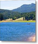Catamount Fishermen Metal Print