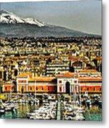 Catania Sicily Metal Print