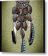 Catch Your Own Dreams Metal Print