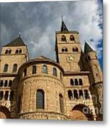 Cathedral And Church Of Our Lady  Metal Print