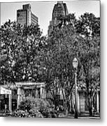 Cathedral And Rsa Metal Print