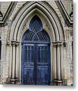 Cathedral Church Of St James 1105 Metal Print