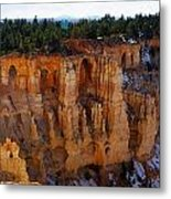 Cathedral Of God Metal Print