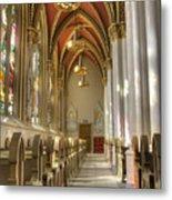 Cathedral Of Saint Helena Metal Print