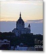 Cathedral Of Saint Paul Metal Print