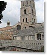 Cathedral Saint Trophime - Arles Metal Print