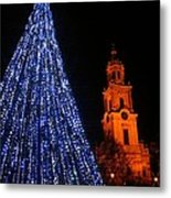 Cathedral Square  Metal Print