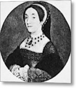 Catherine Howard (1520-1542) Metal Print