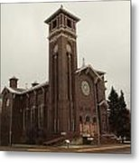 Catholic Church In Lewesiton  Metal Print