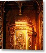 Catholic Tabernacle  Metal Print