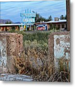 Cattlemans Cafe One Metal Print