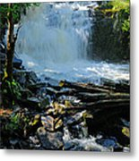 Cattyman Falls 2 Metal Print