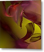 Cause An Effect Metal Print