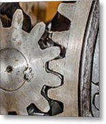 Cause And Effect Metal Print