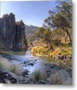 Cave Creek Gorge Metal Print