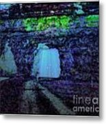 Entering The Dream State Metal Print