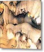 Cave Paintings Metal Print