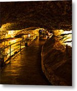 Cavern Path 2 Metal Print