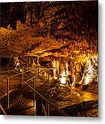 Cavern Path 3 Metal Print