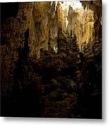 Caves Of Isla Colon Metal Print