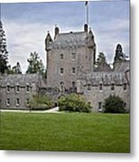 Cawdor Castle Scotland Metal Print