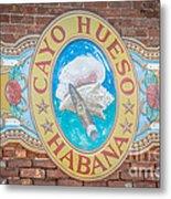 Cayo Hueso Habana Key West - Hdr Style Metal Print