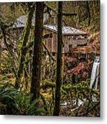 Cedar Creek Grist Mill 2 Metal Print