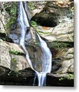 Cedar Falls II Metal Print