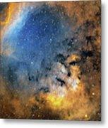 Cederblad 214 Emission Nebula Metal Print