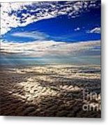 Ceiling High 3 Metal Print