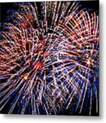Celebrate Metal Print by Lester Phipps