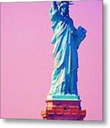 Celebrating Lady Liberty # 3 Metal Print