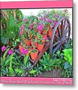 Celebration Of Mothers Metal Print