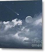 Celestial Night Metal Print