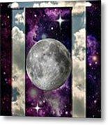 Celestial View Metal Print