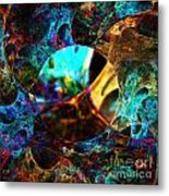 Cell Research Metal Print