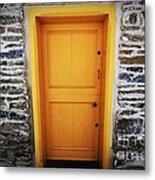 Cellar Door Metal Print