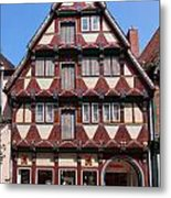 Celle Old Houses Metal Print